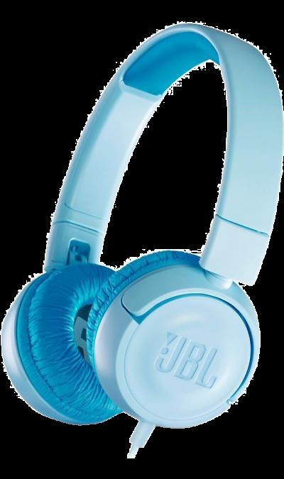 Наушники JBL JR300 детские (голубые)