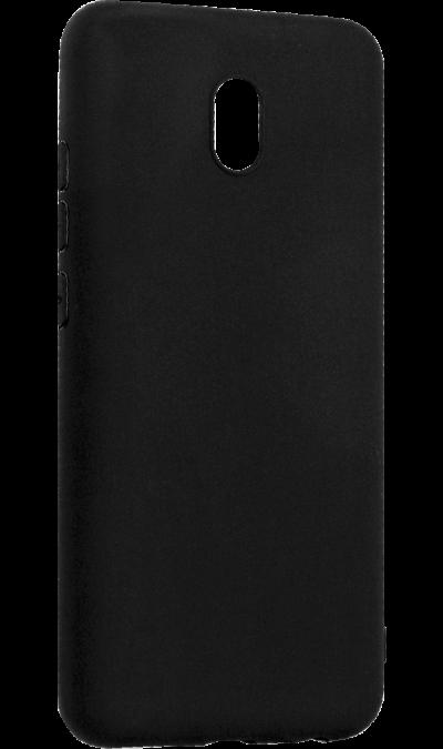 Чехол-крышка New Level для Xiaomi 8A, силикон, черный фото