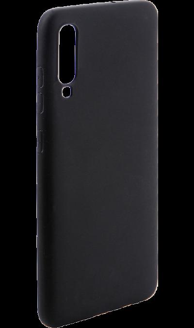 Чехол-крышка Deppa для Samsung Galaxy A70, силикон, черный фото