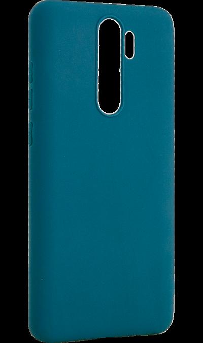 Чехол-крышка New Level для Xiaomi Note 8 Pro, силикон, зеленый фото