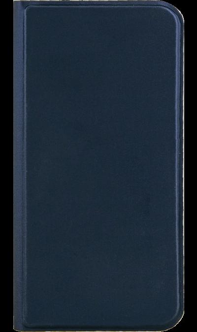 Чехол-книжка Gresso для Xiaomi Redmi 8, полиуретан, синий фото