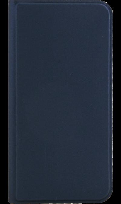 Чехол-книжка Gresso для Xiaomi Redmi 8A, полиуретан, синий фото