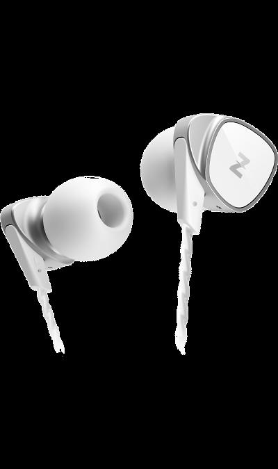 Проводные наушники MusicDealer XS Белый