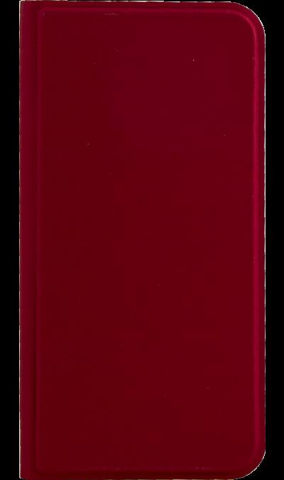 Чехол-книжка Gresso для Xiaomi Redmi 8, полиуретан, красный фото