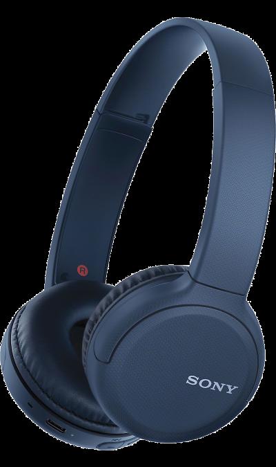Наушники Sony WH-CH500 (синие)