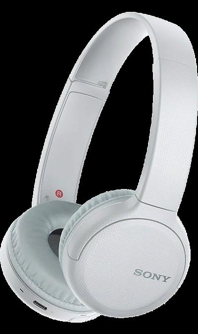 Наушники Sony WH-CH510 (белые)