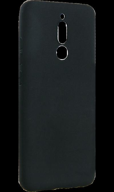 Чехол-крышка New Level для Xiaomi 8, силикон, черный фото