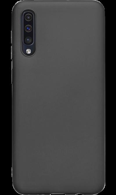 Чехол-крышка Gresso для Galaxy A50, полиуретан, черный фото