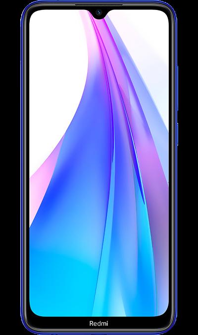 Смартфон Xiaomi Redmi Note 8T 4/64GB Синий фото