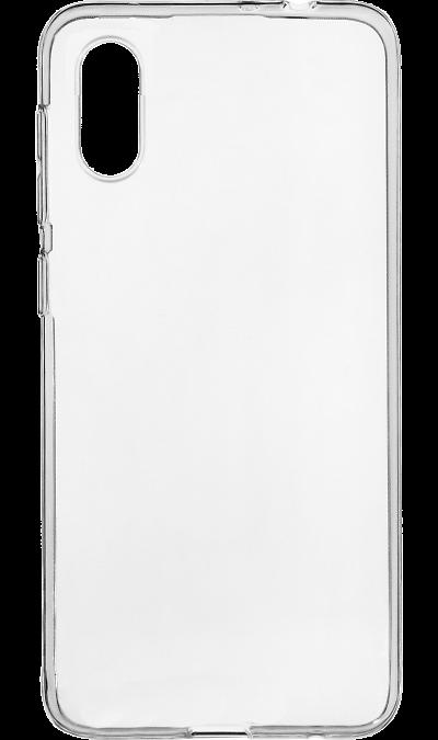 Чехол-крышка Deppa для ZTE Blade A5, силикон, прозрачный фото