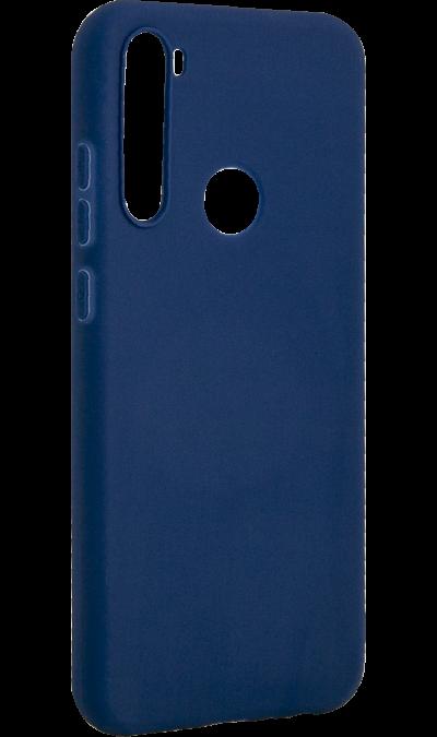 Чехол-крышка Gresso для Xiaomi Redmi Note 8T, термополиуретан, синий фото