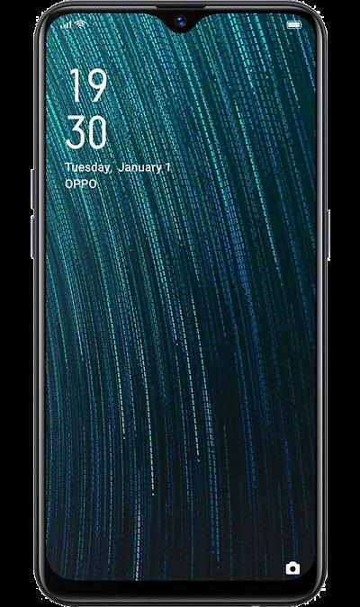 Смартфон OPPO A5s Black фото