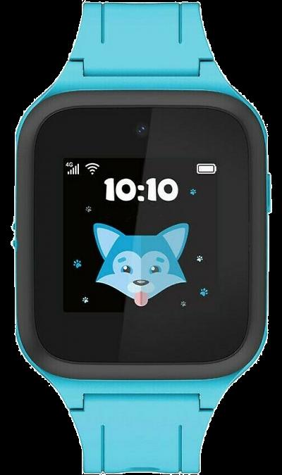 Часы-телефон TCL MT40X (голубые)