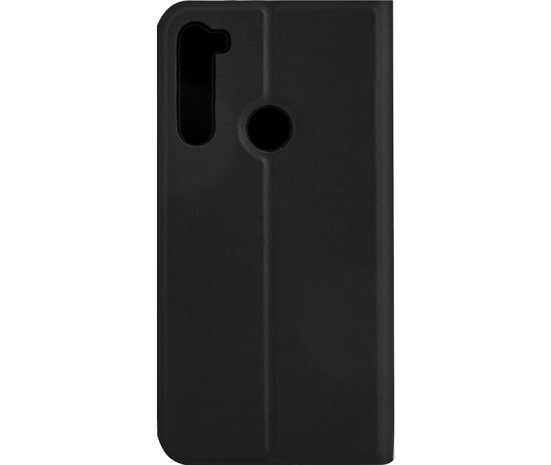 Чехол-книжка Deppa для  Xiaomi Redmi Note 8T, полиуретан, черный