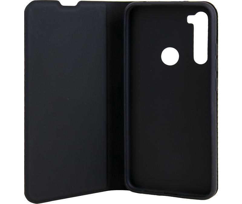 Чехол-книжка Deppa для  Xiaomi Redmi Note 8T, полиуретан, синий