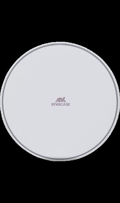 Зарядное устройство беспроводное RIVACASE Qi VA4905 10W (белое) Зарядное устройство беспроводное RIVACASE Qi VA4905 10W (белое)