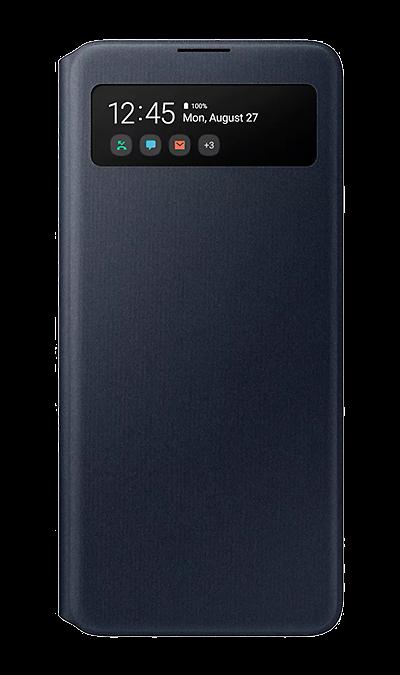 Чехол-книжка Samsung EA515PBEGRU для Galaxy A51, полиуретан, черный фото