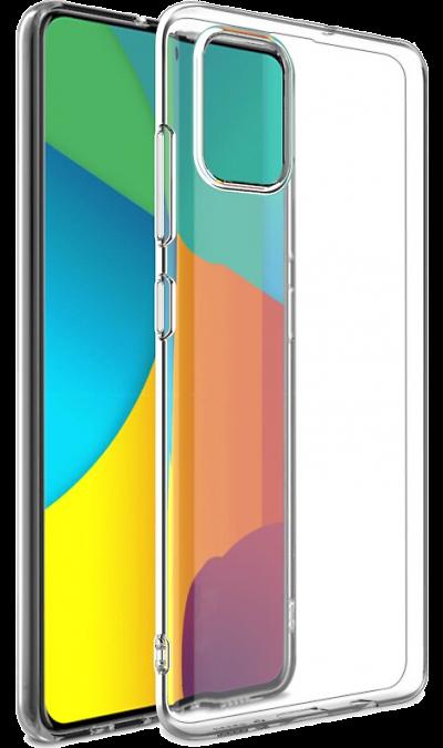 Чехол-крышка LuxCase для Samsung Galaxy A51, термополиуретан, прозрачный фото