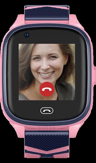 Часы Jet Vision 4G (розовые) фото