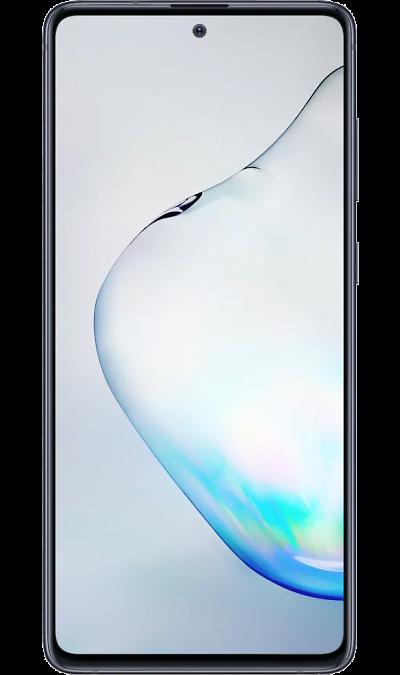 Смартфон Samsung Galaxy Note10 Lite 6/128GB Черный фото