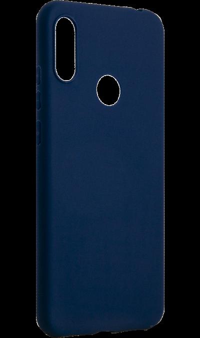 Чехол-крышка Gresso для Honor 9X, термополиуретан, синий фото
