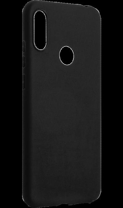 Чехол-крышка Gresso для Honor 9X, термополиуретан, черный фото