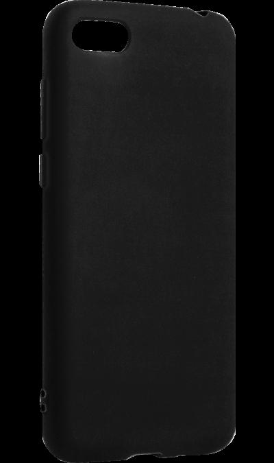 Чехол-крышка Gresso для Honor 7A, термополиуретан, черный фото