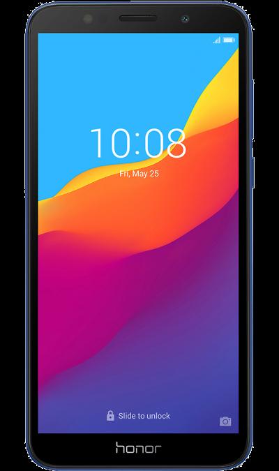 Смартфон Honor 7S 1/16Gb Blue (синий)