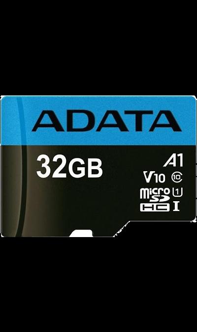 Карта памяти ADATA MicroSD XC 32 ГБ class 10 фото