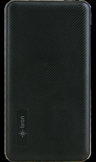 Аккумулятор Bron G1000T-PD, Li-Pol, 10000 мАч, чёрный