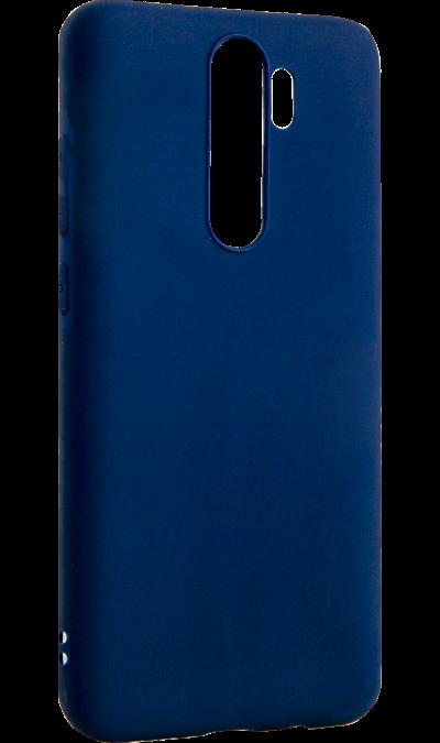 Чехол-крышка Gresso для Xiaomi Redmi Note 8 Pro, термополиуретан, синий фото