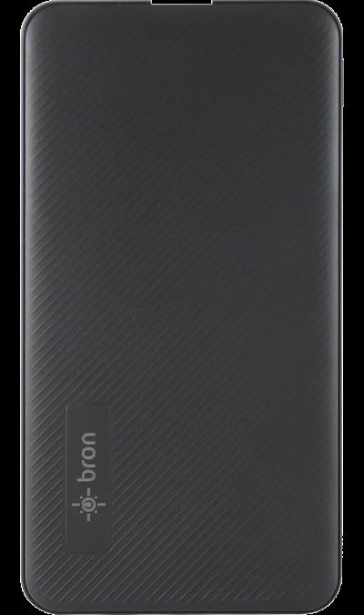 Аккумулятор Bron G500T, Li-Pol, 5000 мАч, черный