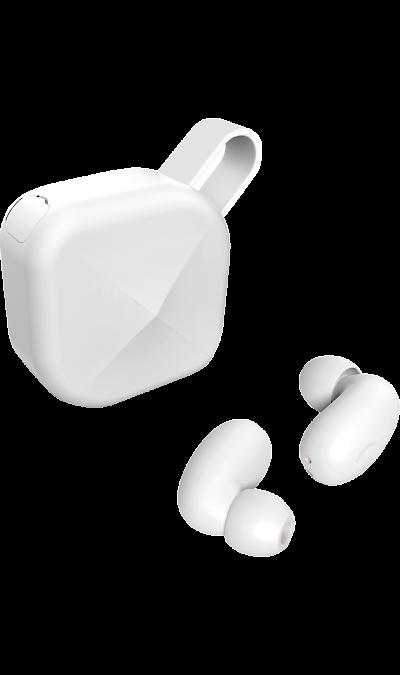 Bluetooth-гарнитура Bron BRN-TWS3 (белая)