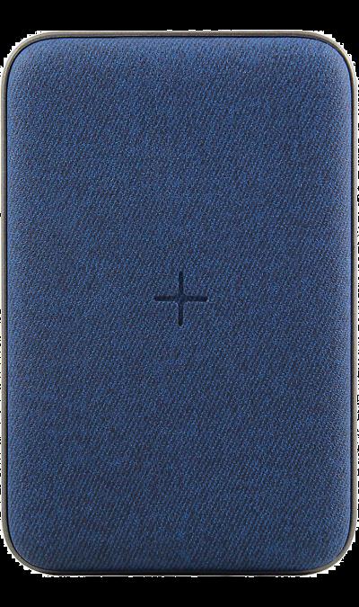 Аккумулятор Bron G1000W-PD, Li-Pol, 10000 мАч, синий фото