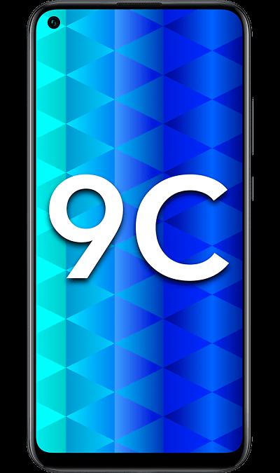 Смартфон Honor 9C Полночный черный