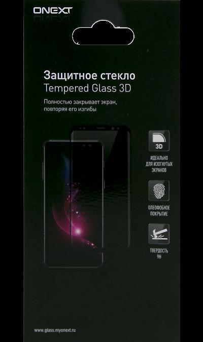 Защитное стекло One-XT для Honor 20S/20 Lite 3D Full Glue (черная рамка)