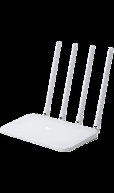 Роутер Xiaomi Mi 4C Wi-Fi (белый) фото
