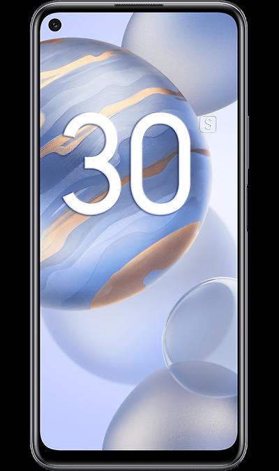 Смартфон Honor 30S Полночный черный