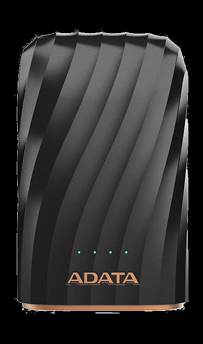Аккумулятор ADATA P10050C, Li-Ion, 10050 мАч, черный