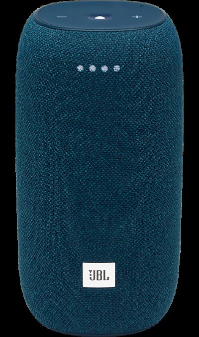 Портативная акустика JBL Link Portable (голубая)