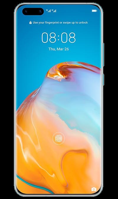 Смартфон HUAWEI P40 Pro 8/256GB  Насыщенный синий