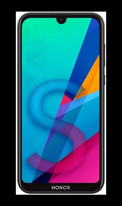 Смартфон Honor 8S Prime (Полночный черный)
