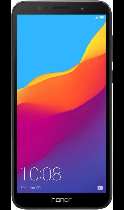 Смартфон Honor 7A Prime Полночный черный