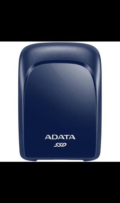 Жесткий диск ADATA SSD SC680 240 ГБ (синий)