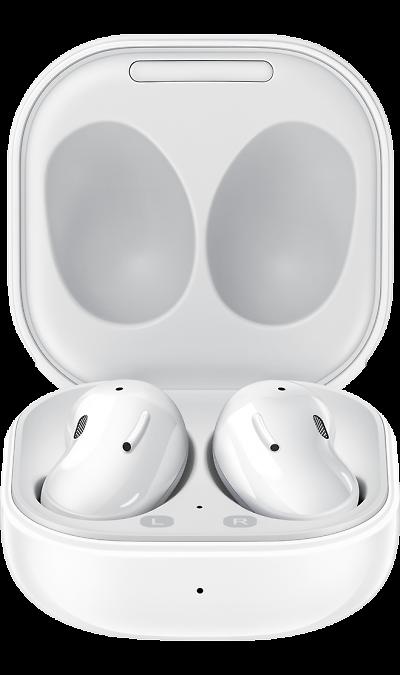 Bluetooth-гарнитура Samsung Galaxy Buds Live (белая)