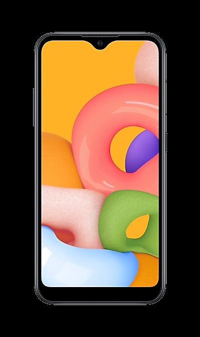 Смартфон Samsung Galaxy M01 32GB Черный