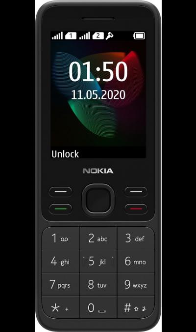 Nokia 150 2020 Black