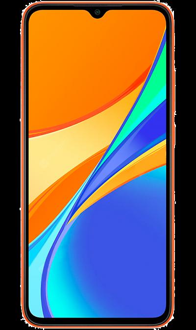 Смартфон Xiaomi Redmi 9C 2/32GB (NFC) Sunrise Orange