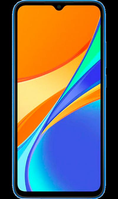 Смартфон Xiaomi Redmi 9C 2/32GB (NFC) Twilight Blue