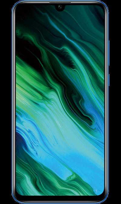 Смартфон Honor 20E 4/64GB Мерцающий синий